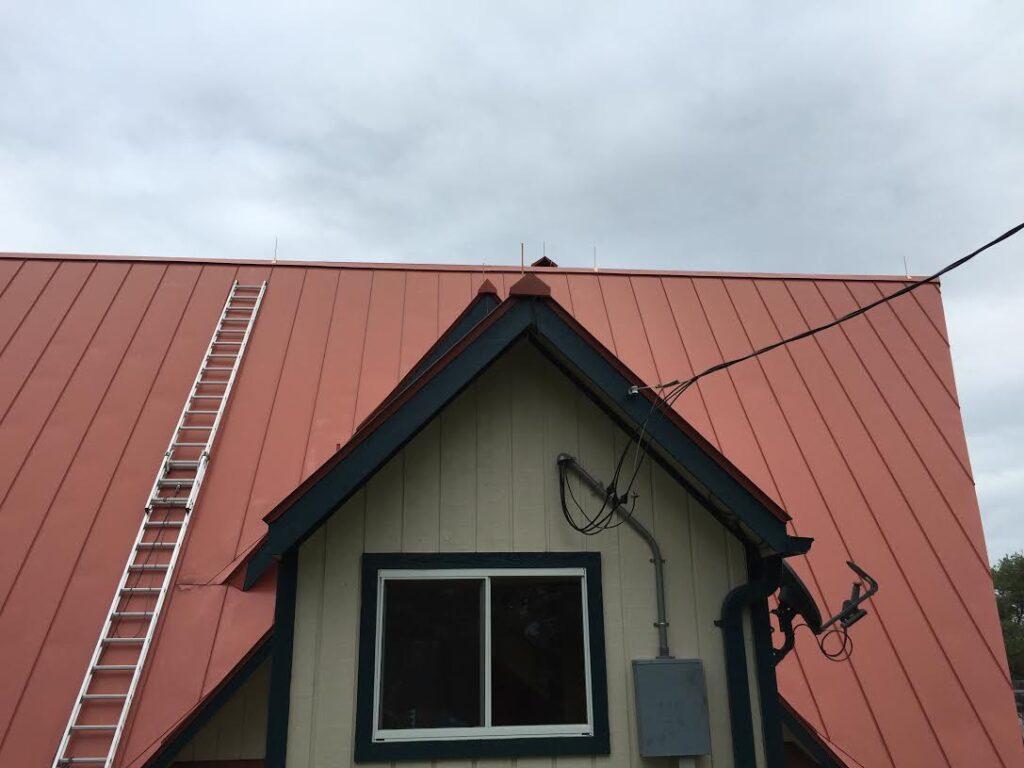 Lightning Rods for Homes